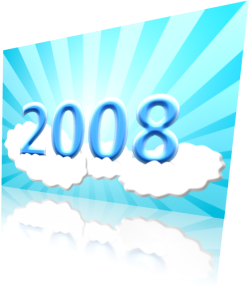 2008: Year of the Cloud